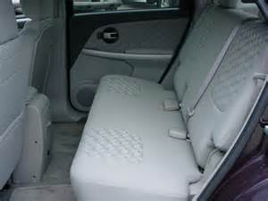 Seat Covers Chevy Equinox 2009 Equinox Seat Covers Precision Fit