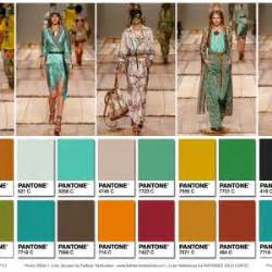 Color trends fashion trendsetter