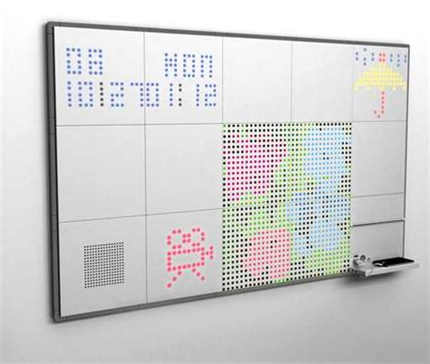 high tech cutting board high tech office utilities the iquad interactive board