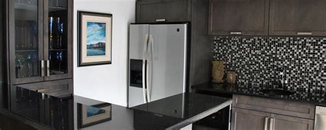 Cabinets Kitchen Cost Black Galaxy Granite Countertops Natural Stone City