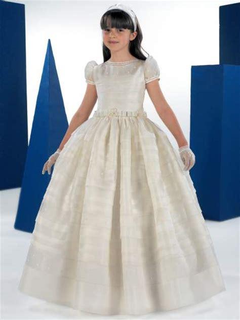 primera comunin guiainfantilcom 15 hermosos vestidos de primera comuni 243 n al crochet