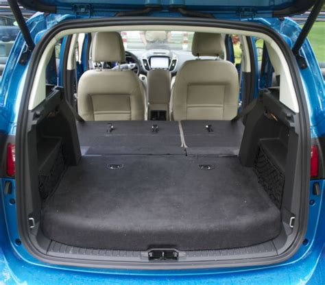 Ford C Max Interior Dimensions by 2014 Ford C Max Hybrid Overview