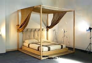 canopy bed wood wood canopy beds home appliance