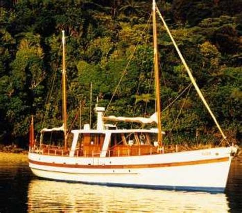 boat charter picton new zealand faith motor yacht charter boat picton marlborough
