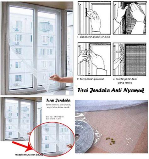 Tirai Jendela Anti Nyamuk Lalat Dan Serangga Dks jual tirai jendela anti nyamuk lalat dan serangga pan
