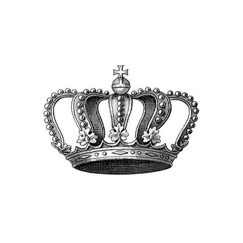 crown tattoo hd english crown clipart collection