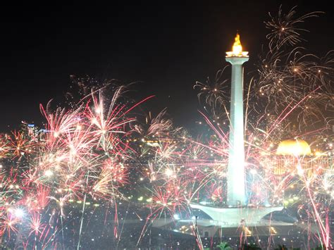 new year in jakarta unique traditions of three new years in indonesia the