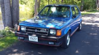 Dodge Omni For Sale Craigslist All The Goodies 1986 Dodge Omni Glh