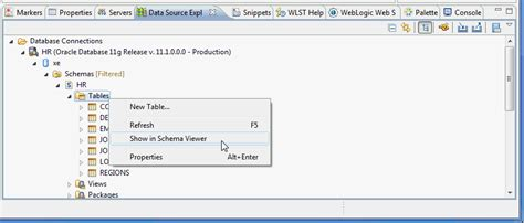 tutorial eclipse oracle oracle enterprise pack for eclipse adf tutorial