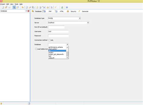 phpmaker tutorial tutorial pembelejaran rekayasa perangkat lunak cara