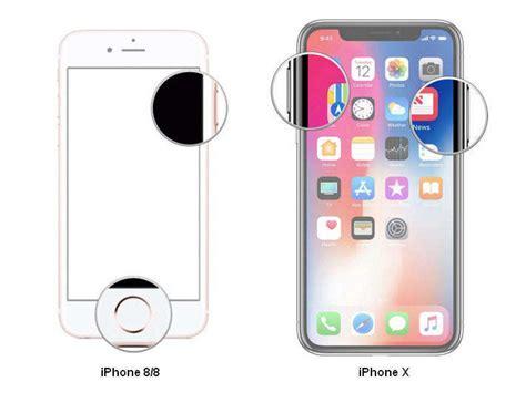 tutorial 2 ways to take screenshot on iphone x 8 8 plus