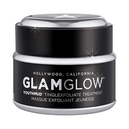 Glamglow Paket Youthmud Tinglexfoliate Treatment Free Brush glamglow youthmud tinglexfoliate treatment skinmedix