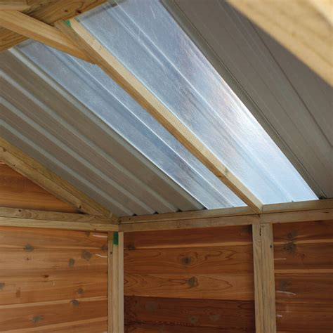 Shed Skylight by Stilla Cedar Storage And Outdoor Products Australia