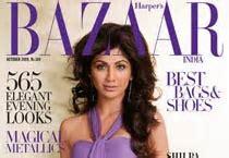 Hottest covers of Harper's Bazaar