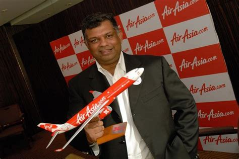 airasia founder air asia india s first aircraft arrives in chennai livemint