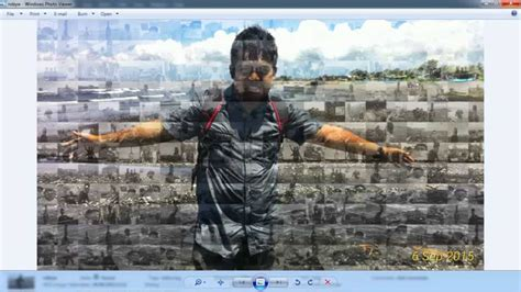 tutorial edit foto mozaik di photoshop cara membuat foto mozaik di photoshop youtube