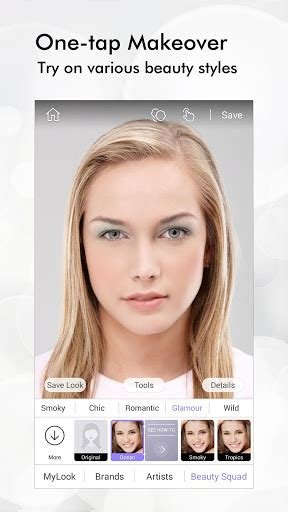 Perfect365 One Tap Makeover 51110 | perfect365 one tap makeover دانلود نصب برنامه اندروید