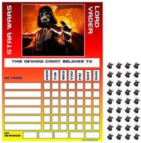 printable star wars reward chart pinterest the world s catalog of ideas