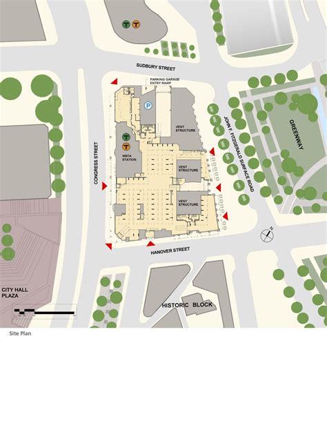 Floor Plan View gallery of boston public market architerra 17