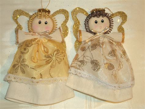 12 angeles de manta adornos navide 241 os navidad 210