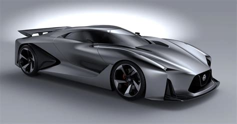 2014 Nissan 2020 Vision Gran Turismo Concept Pictures