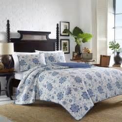 Reversible Quilt Bedding Bahama Bedding Songbird Reversible Quilt Set