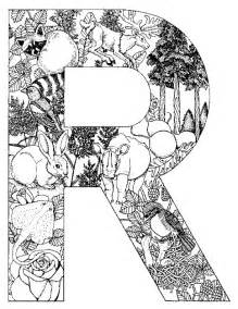 Animal alphabet coloring pages letter a coloring sheets for pictures