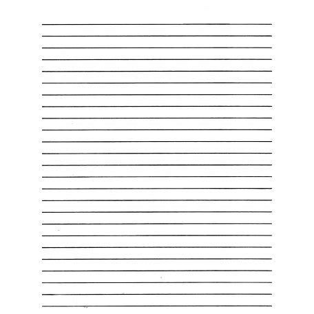 search results for free printable notebook paper