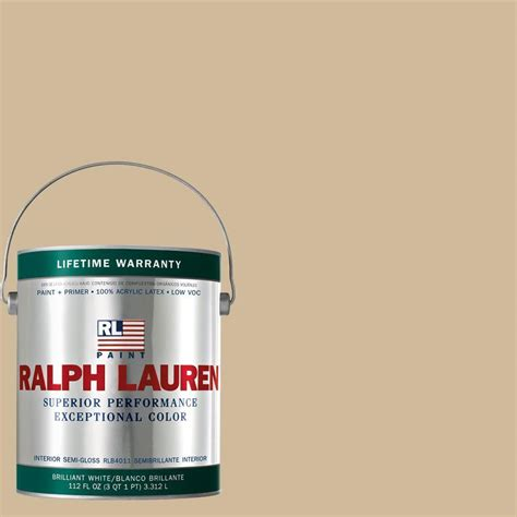 ralph 1 gal devonshire eggshell interior paint rl1294e the home depot