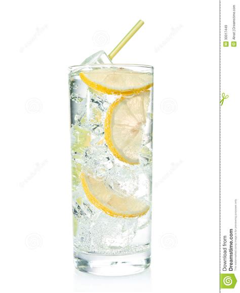 Full Strawberry Moon gin amp tonic royalty free stock images image 30017449