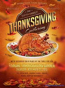 Thanksgiving Flyer 100 Best Thanksgiving Party Flyers Print Templates 2016