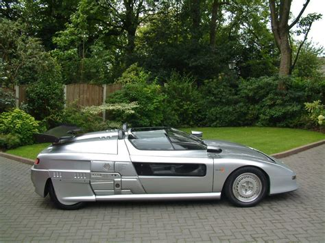 Aztec Auto by Find Of The Day 1992 Italdesign Aztec Barchetta Is