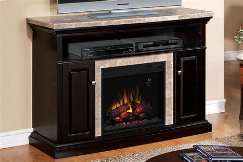 brighton black fireplace with granite mantel