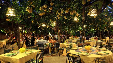 best restaurants in sorrento italy restaurant da paolino on menu and dishes