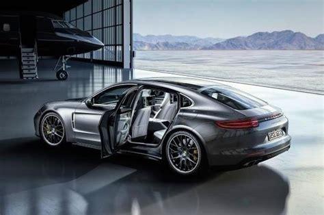Buy Porsche Panamera by Should I Buy A Porsche Panamera Or A Mercedes S Class