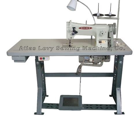 industrial sewing machines for upholstery walking foot sewing machine consew 206rb 5 complete
