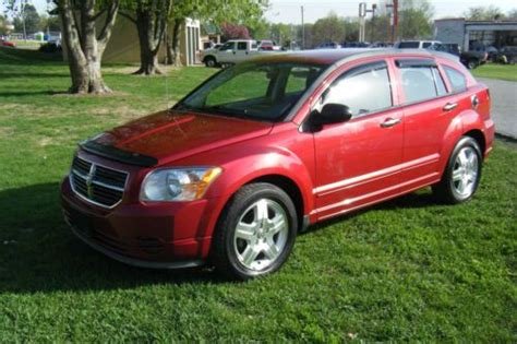 automobile air conditioning service 2007 dodge caliber electronic throttle control sell used 2007 dodge caliber sxt no reserve in bettendorf iowa united states