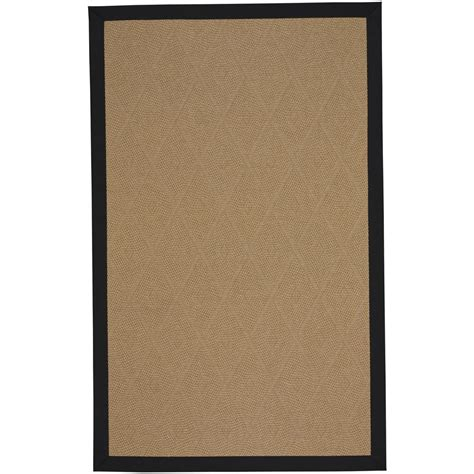 Capel Outdoor Rugs Capel Llano Agave 5 Ft X 8 Ft Indoor Outdoor Area Rug 2063rs05000800311 The Home Depot