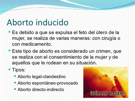 diferencia entre inductor e inducido el aborto visi 211 n bioetica