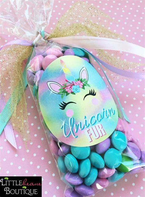 unicorn birthday party unicorn stickers unicorn favors unicorn face cotton candy baby