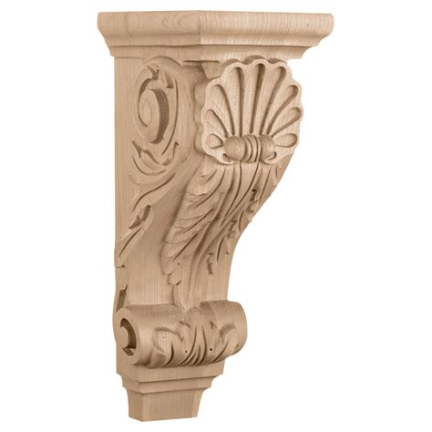 Corbels Wood Solid Wood Corbels Architectural Millwork