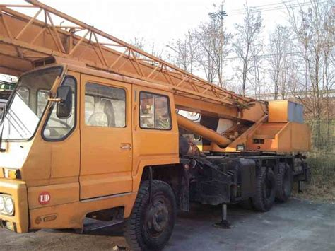 samsung tadano 25 ton truk crane sc25h for sale used second surplus equipmatching