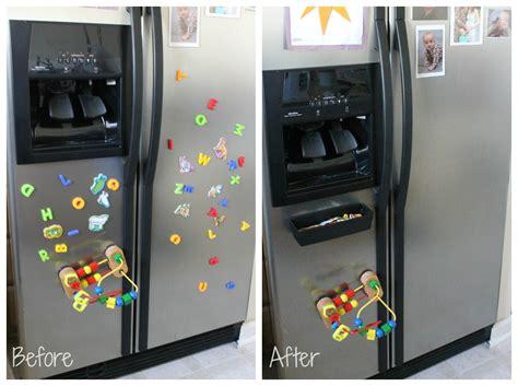 DIY Fridge Magnet Organizer Fridge Magnet Toys