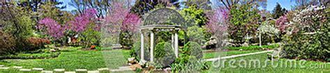 Sayen Park Botanical Garden Sayen Park Botanical Gardens Temple Garden Gazebo Stock Photo Image 40441575