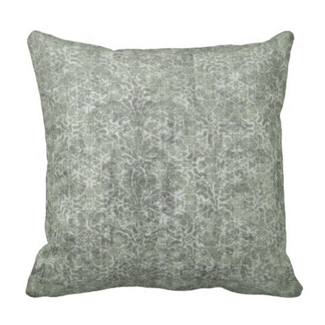 light blue damask throw pillow zazzle