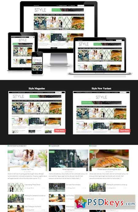 blogger templates for sale sale style magazine blogger template 295948 187 free