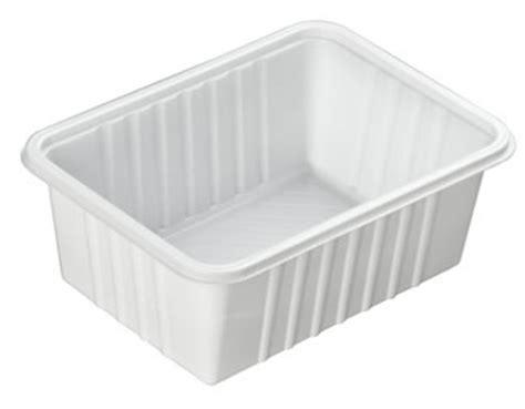 vaschette di plastica per alimenti vaschette di plastica bianche volume 390cc 1200 vaschette