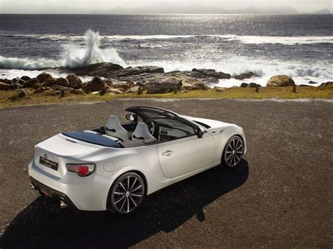 subaru convertible toyota ft86 open concept rear three quarter 2 photo 7