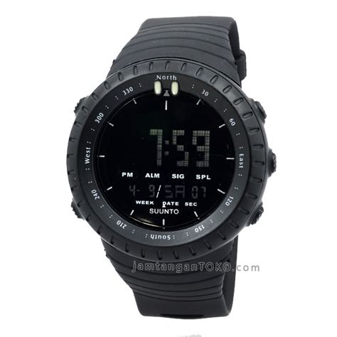 Harga Jam Tangan Merk Suunto harga sarap jam tangan suunto all black