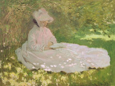 paint reader the reader painting by claude monet